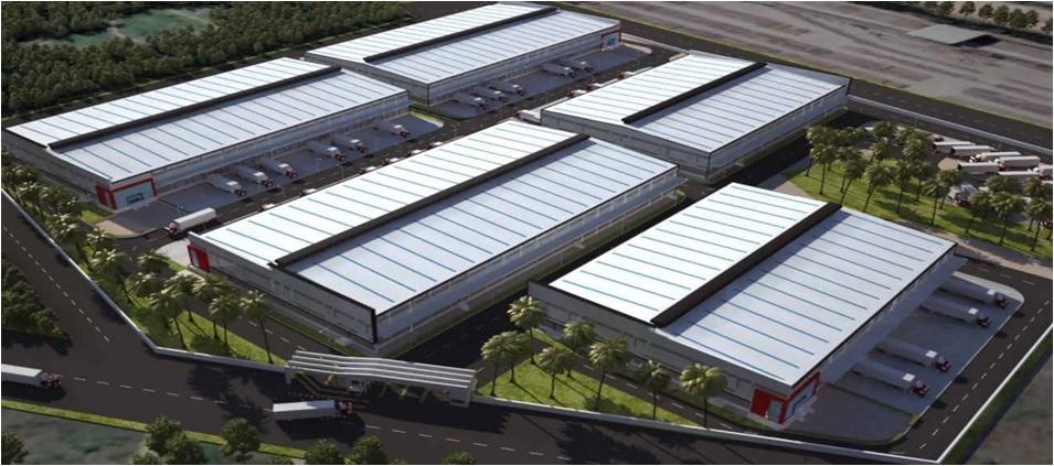 Master Plan - Logistic Park at Mungali Cuttack